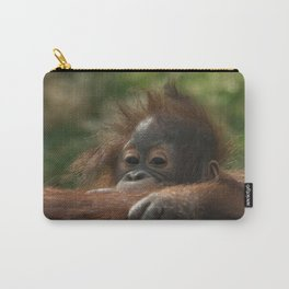 Baby Orangutan Carry-All Pouch