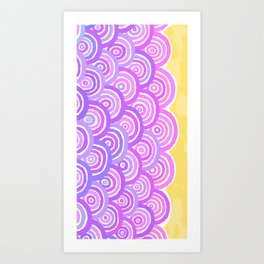 Seigai Art Print