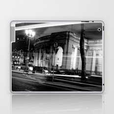 I Wish I May [Black & White] Laptop & iPad Skin