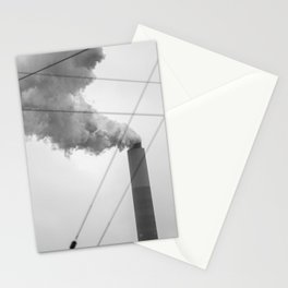 Man-Made Clouds Stationery Cards