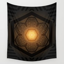 The Three Ages II (Digital version) Wall Tapestry