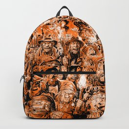 Frankenstein Villagers Backpack