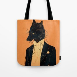 Lord Among Wolves Tote Bag