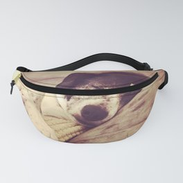 Dog Dreaming Fanny Pack