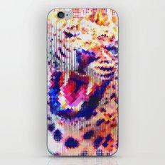 Rainbow Roar iPhone & iPod Skin