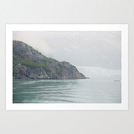 The Majestic Bay Art Print