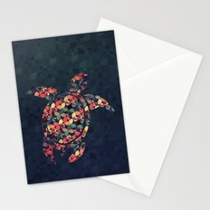 The Pattern Tortoise Stationery Cards