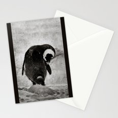 The Little Penguin that Could  Stationery Cards