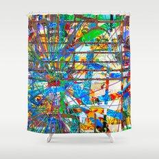 Fimbis (Goldberg Variations #23) Shower Curtain