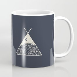 feel the outdoors Coffee Mug