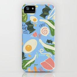 Ramen Lover Cute Pattern  iPhone Case
