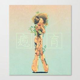 Heal and Flourish  Canvas Print
