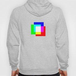 RGB Squares Hoody