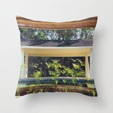 Hideaway Retreat Throw Pillow