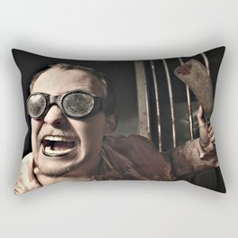 Dr. Cleaver Rectangular Pillow