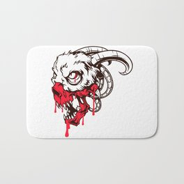 Evil - Demon Bath Mat