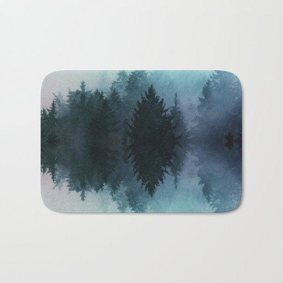 Forest Reflections II Bath Mat