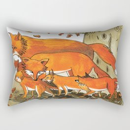 Noah's Ark - Fox Rectangular Pillow