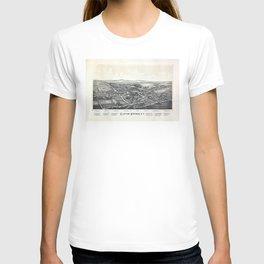 Clifton Springs - New York - 1892 T-shirt