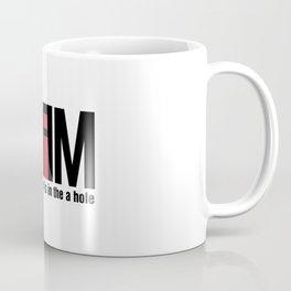 The I in Team Coffee Mug
