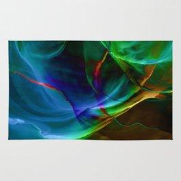 Aurora Blue Rug