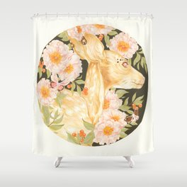 Err, Requiem's Ired Calling Shower Curtain