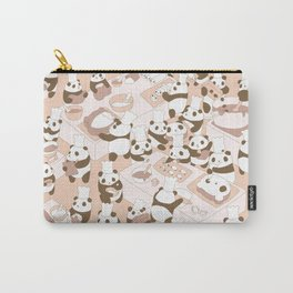 Panda Kitchen Carry-All Pouch
