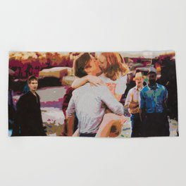 Noah and Allie Beach Towel