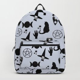 Creepy Cute Halloween Witch Design Backpack