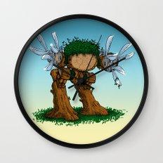 Ed Wood Scissor hands Wall Clock