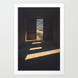 Room in the High Desert Art Print