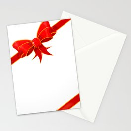 Parcel Bow Stationery Cards
