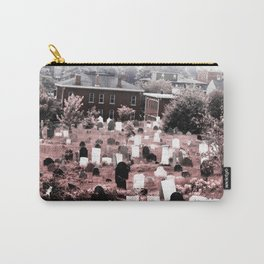 Portland Rose Carry-All Pouch