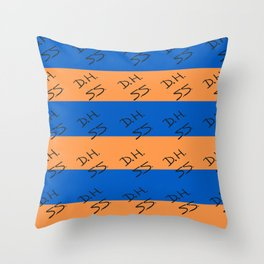 Senior Scribe DH SS Throw Pillow