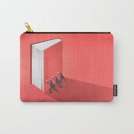 BANNED BOOKS Carry-All Pouch