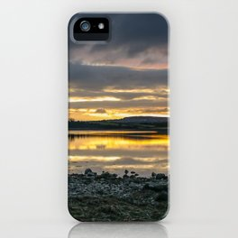 Strangford Sunrise iPhone Case