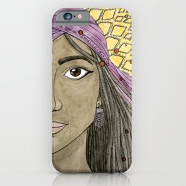 Ruth iPhone Case