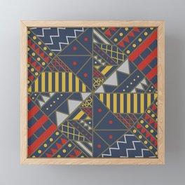 BASEL Framed Mini Art Print