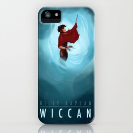 Billy iPhone Case