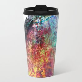 Geode Luster Travel Mug