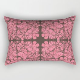 FLORAL SQUARE Rectangular Pillow