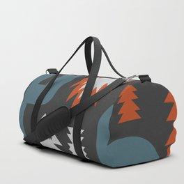 Tribal cacti Duffle Bag