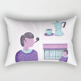 Routine Rectangular Pillow