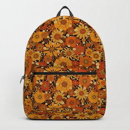 Come and get your love - orange Backpack