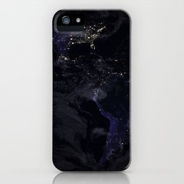 03. The Black Marble - Our Planet in Brilliant Darkness iPhone Case