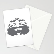 Happy Sumo Stationery Cards