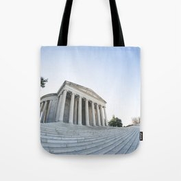 Skewed Politics Tote Bag