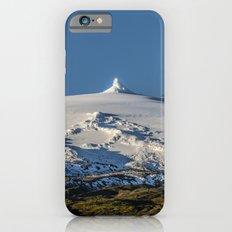 Snaefellsjokull volcano 3 Iceland Slim Case iPhone 6s