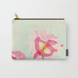 Sunshine & Poppy Carry-All Pouch