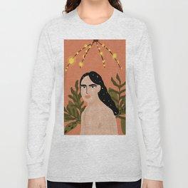 Something Above me Long Sleeve T-shirt